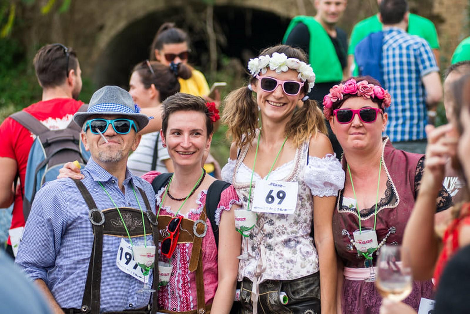 Vinski Bor maraton Zmajevac Foto: Nenad Milić