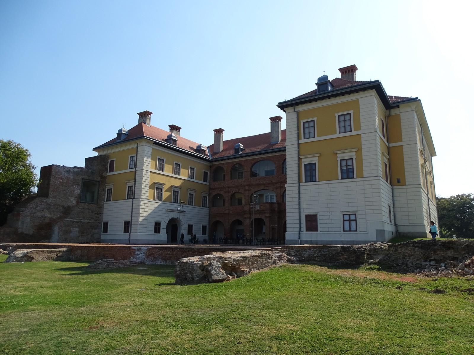 dvorci srijem