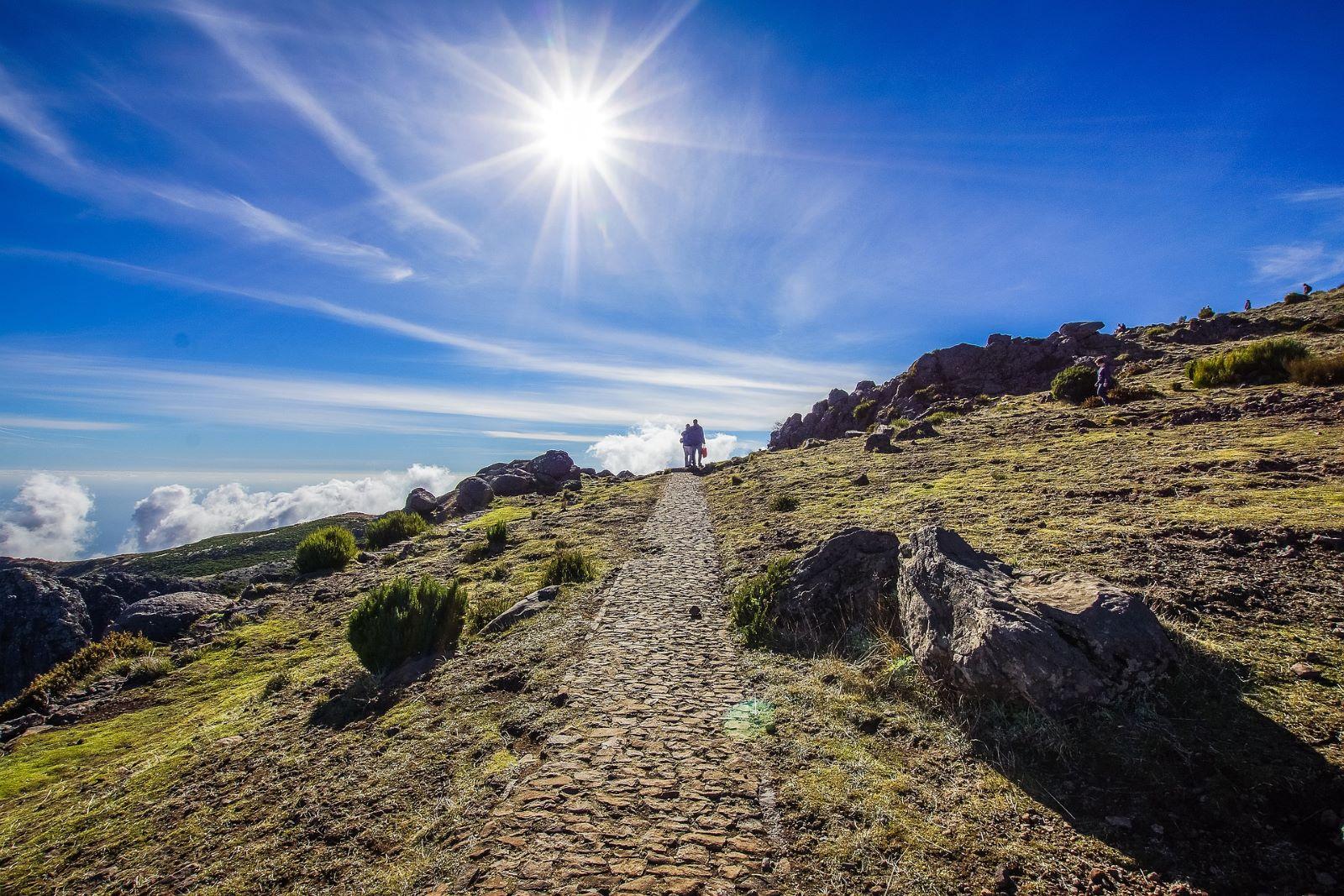 Madeira biser Atlantika