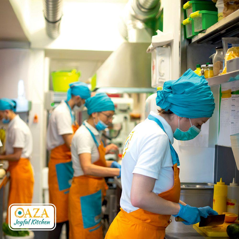 OAZA Joyful Kitchen
