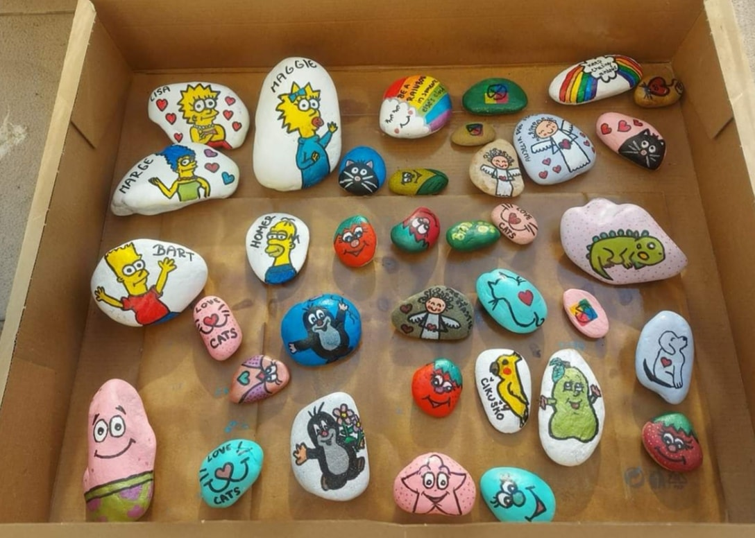 veseli kamenčići, vesele kamene
