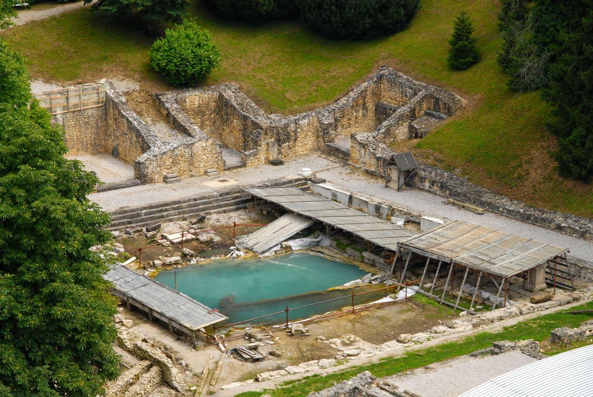 Rimske iskopine (1), Arhiva TZ grada Varaždinske Toplice